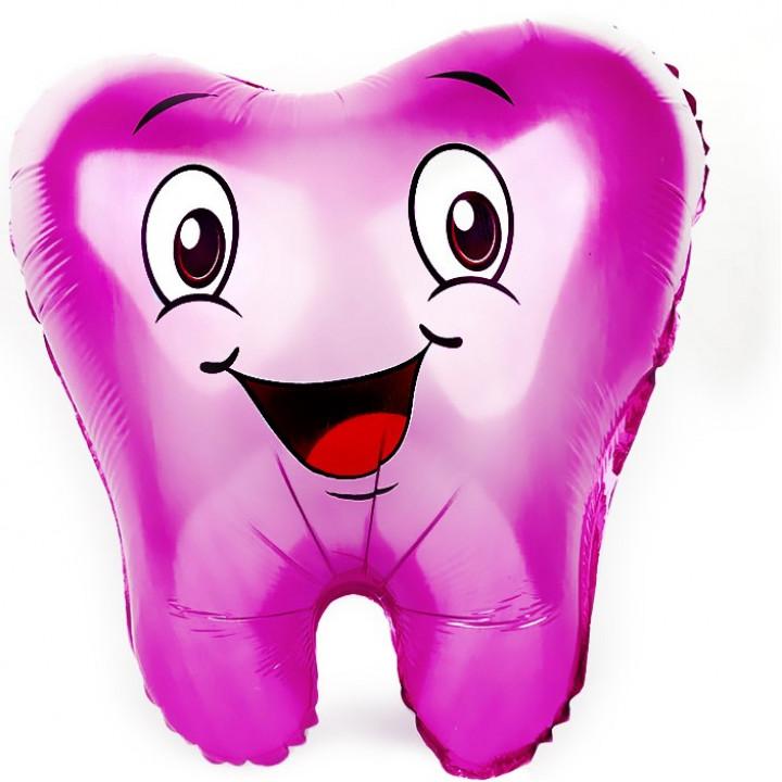 Фигура Зубик  Розовый