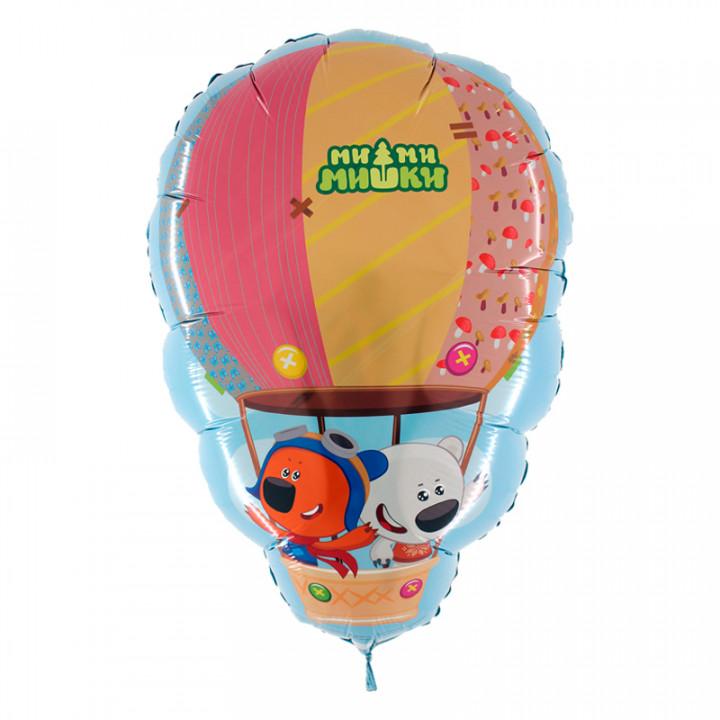 Ми-ми-мишки на воздушном шаре