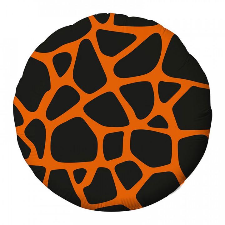 Круг Жираф принт