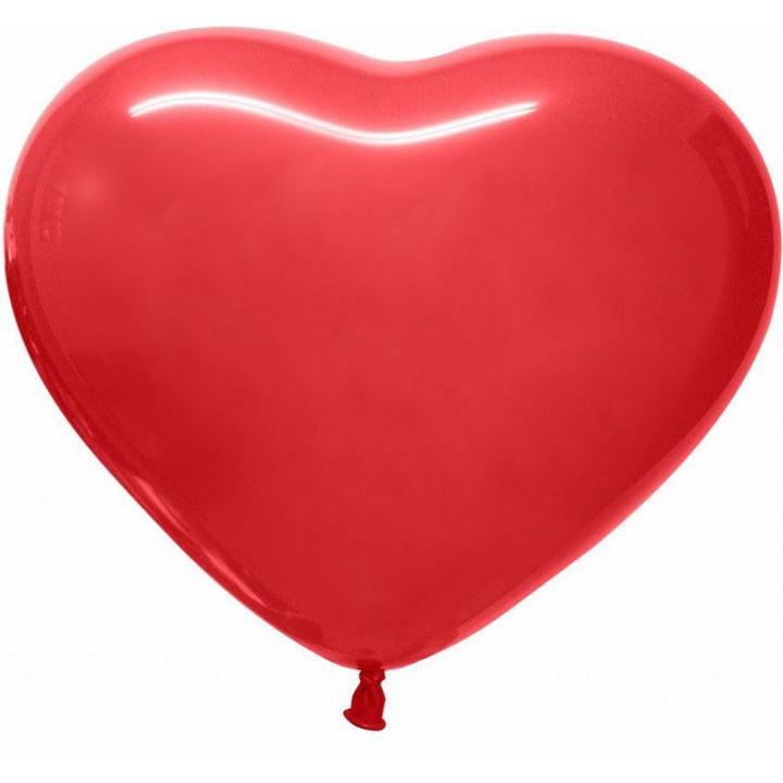 Т Сердце Пастель 12 Красный