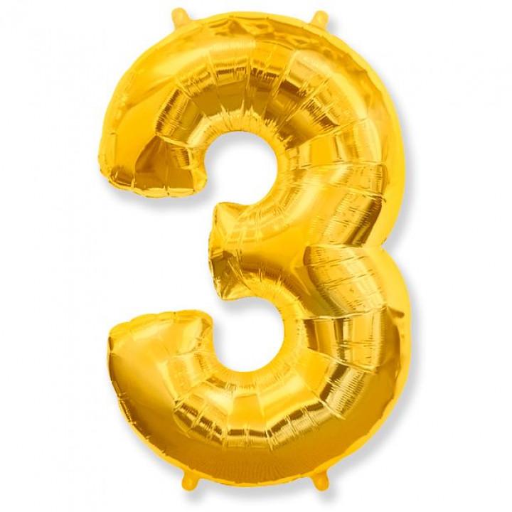Ф Gold 3 ЦИФРА 40
