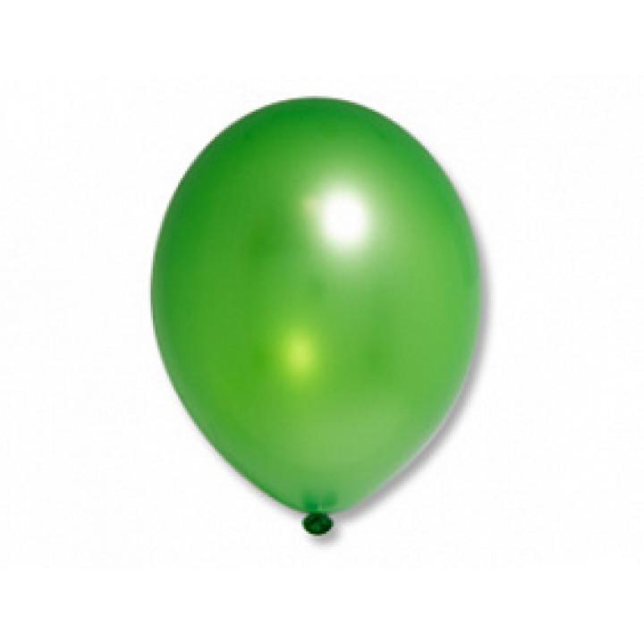 В Металлик Экстра Lime Green латекс