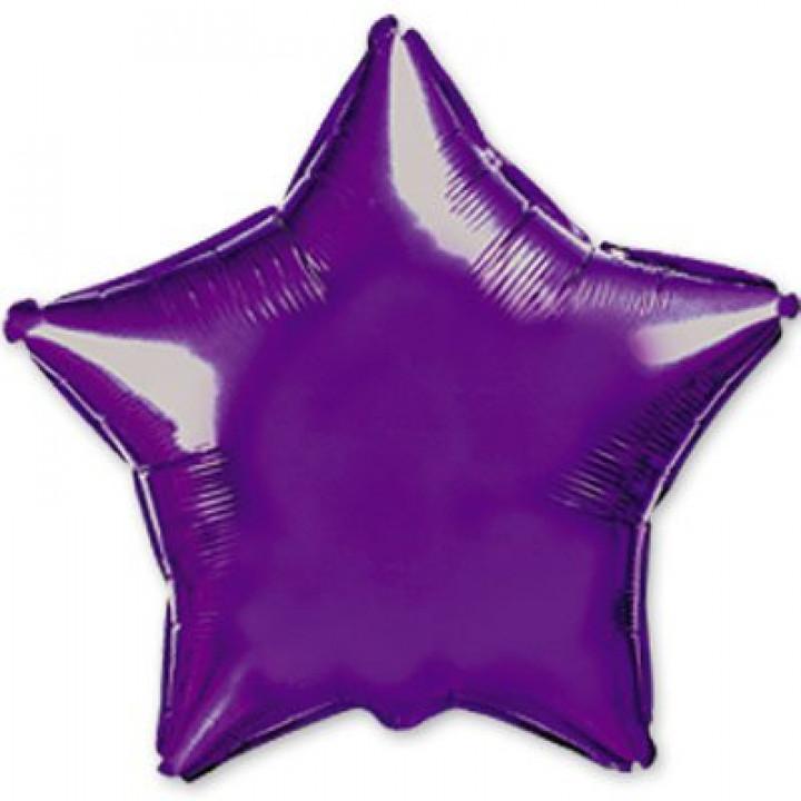 Звезда Металлик Violet