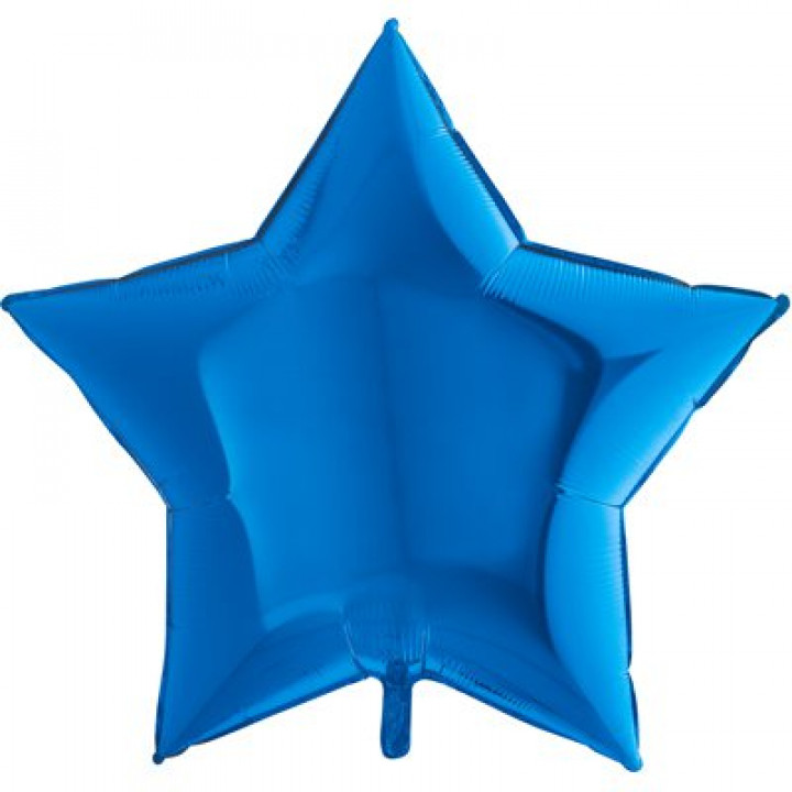 Звезда Пастель Blue