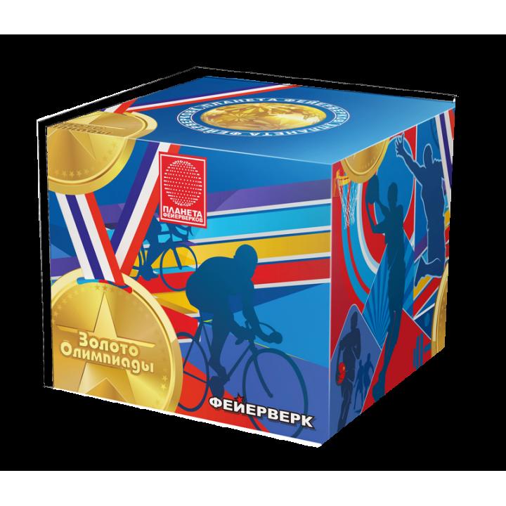 Золото Олимпиады